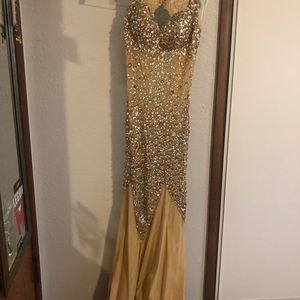 Jovanni Couture Prom dress